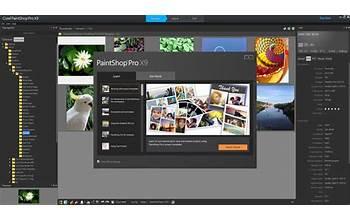 Corel PaintShop Pro screenshot #4