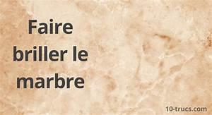 Faire Briller Le Marbre : 10 trucs pour nettoyer le b ton 10 trucs ~ Dailycaller-alerts.com Idées de Décoration