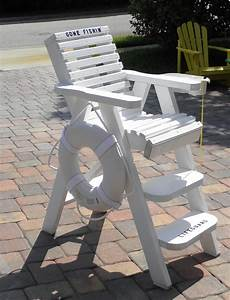 How To Build A Lifeguard Chair For A Pool - WoodWorking