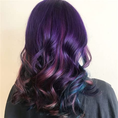 purple hair color for hair purple hair 944 free hair color pictures