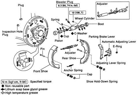toyota avalon adjust parking brakehtml autos post