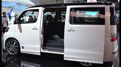 Gambar Mobil Daihatsu Luxio by Gambar Modifikasi Interior Daihatsu Luxio Terlengkap
