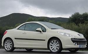 Peugeot 207cc 2007 Road Test