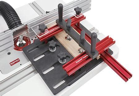 woodpeckers coping sled  router table bpm toolcraft