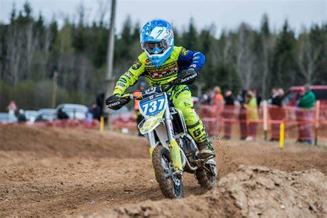Junioru čempiona tituls motokrosā dodas uz Latgali - LaMSF.lv