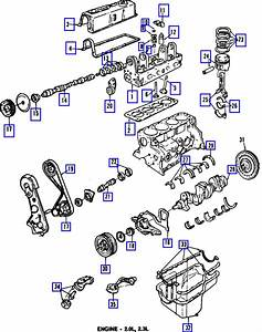 Were Can A See An Exploded View Diagram Of An 86 2 0l Ford Motor