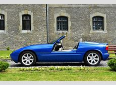 Top Gear's Retro Review of the BMW Z1