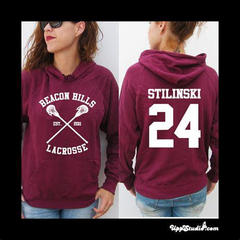 Sudadera Stilinski 24 | Teen Wolf | Comprar | Barata | Stiles