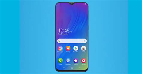 samsung galaxy m10 m20 android 9 pie update rolling out in india gets heif mode