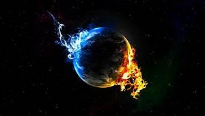 Earth Water Fire Cool wallpaper - Best Mobile Wallpapers