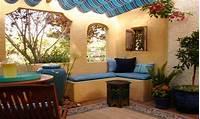 magnificent cement patio design ideas Magnificent Spanish Patio Design Ideas - Patio Design #153