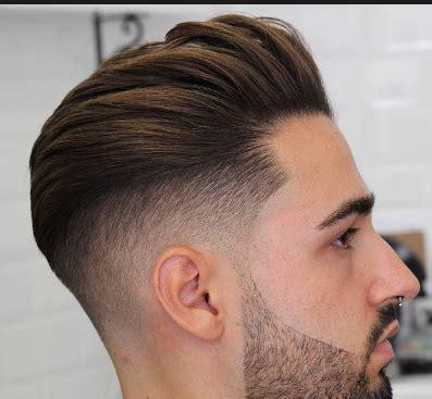 gaya potongan rambut pria terbaru  hits