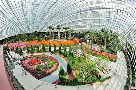 flower dome gardens by the bay add me on j t
