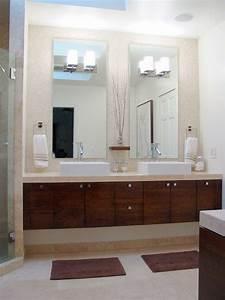 Holz Spiegel Mit Ablage : badspiegel mit beleuchtung moderne vorschl ge ~ Indierocktalk.com Haus und Dekorationen
