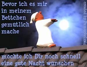Gute Nacht Sprüche Lustig : gute nacht bilder gute nacht gb pics gbpicsonline seite 6 ~ Frokenaadalensverden.com Haus und Dekorationen