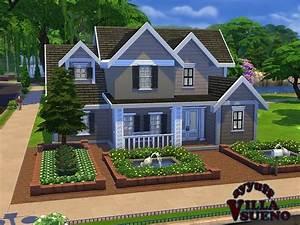 Villa Sueno Furnished by ayyuff at TSR » Sims 4 Updates