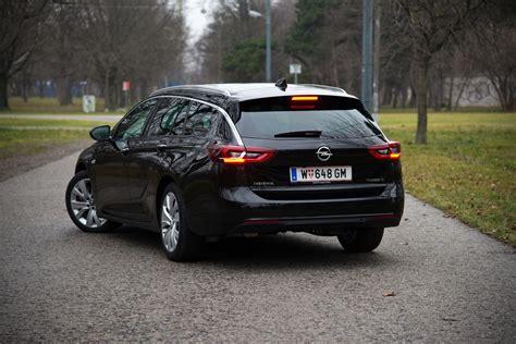 Opel Insignia Sports Tourer by Der Opel Insignia Sports Tourer Exclusive 2 0 Cdti