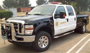 Ford Truck Police Vehicles
