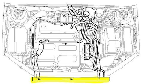 How To Replace A Radiator On A Saab 9-3