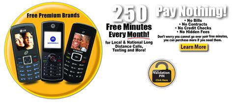 free phone free cell phone and minutes
