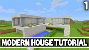 Minecraft Modern House Ideas Xbox 360