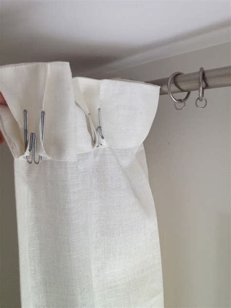 Pleated Drapes With Hooks - 1000 ideas about pinch pleat curtains on