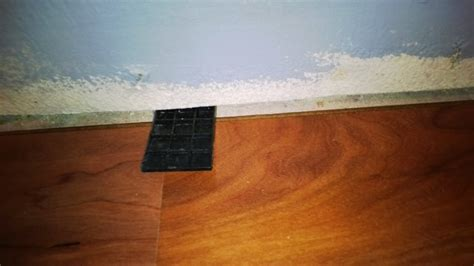 laminate flooring spacer issue flooring diy chatroom
