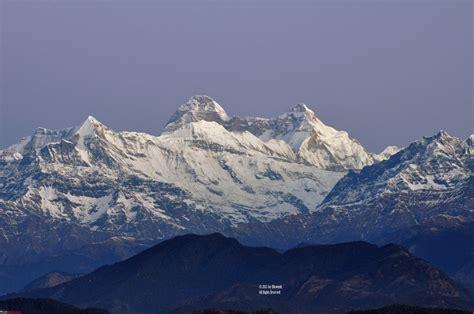 Christmas Near Nanda Devi