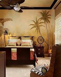 Tapeten Im Schlafzimmer : ausgefallene tapeten vertreiben die langweile aus ihrem zimmer ~ Sanjose-hotels-ca.com Haus und Dekorationen