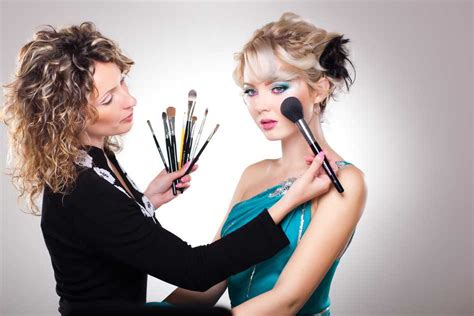 how do you become a makeup artist makeup artist career salary education description
