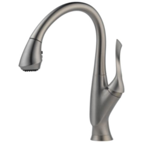 Belo® Single Handle Pull Down Kitchen Faucet 63052LF