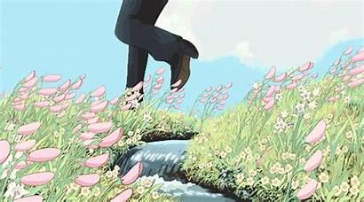 Ghibli Aesthetic Studio Anime Announcement Challenge Days