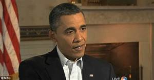 Obama interview: President looks shell-shocked compared to ...