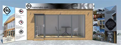 bureau modulaire d occasion bulle de vente en bois container bois