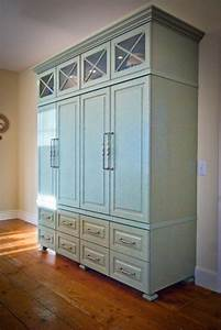 17 best ideas about freestanding pantry cabinet on With kitchen colors with white cabinets with p 51 mustang wall art