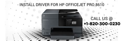 Download and install the 123.hp.com/ojpro8610 printer driver and software to complete the setup. Install Driver for HP OfficeJet Pro 8610 | HP OfficeJet ...