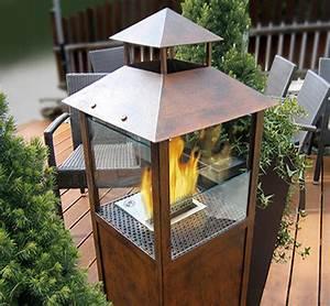 Feuer Kamin Garten : ethanol gartenfeuer garten outdoor kamine mit flammen aus wasserdampf bioethanolkamine ~ Frokenaadalensverden.com Haus und Dekorationen