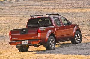 2014 Nissan Frontier Reviews