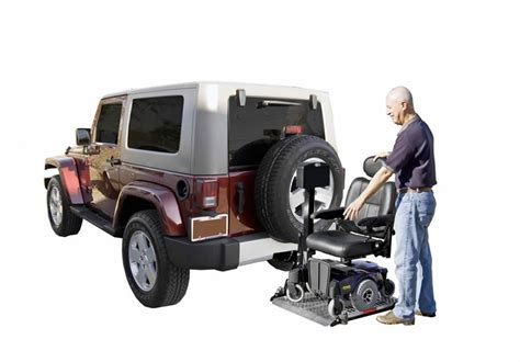 wheelchair lifts externally mounted vehicle lifts