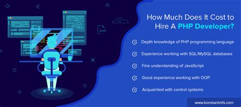 cost  hire  php developer konstantinfo