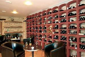 Casier à Bouteilles : casier bouteilles de vin terre rouge 8 bouteilles demi ~ Teatrodelosmanantiales.com Idées de Décoration