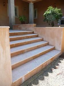 Revetement Escalier Exterieur : revetement escalier exterieur amazing juai finalement ~ Premium-room.com Idées de Décoration