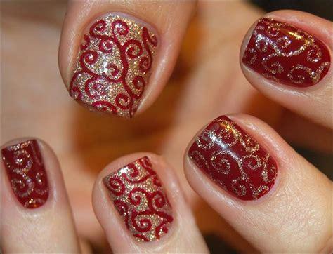 Nail Art For Wedding Ideas : 33 Bridal Nail Art Designs Ideas, Tips And Diy Videos We Love