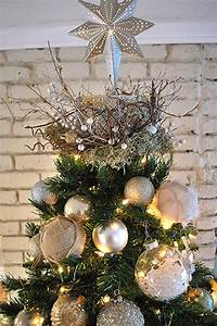 55 beautiful tree topper ideas the wow style