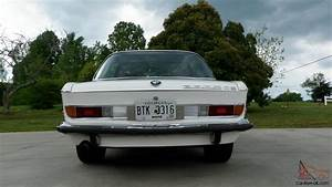 Bmw 2800 Cs : 1971 bmw 2800 cs with 3 5l fuel injected engine and 5 speed ~ Melissatoandfro.com Idées de Décoration