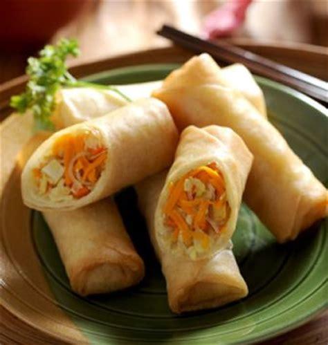 chinois en cuisine nems crevettes la recette id 233 ale de nems crevettes sur
