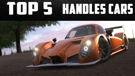 Top 5 Best Handling Cars In Forza Horizon 3