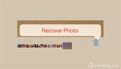 how to recover deleted pictures from iphone recover deleted photos on iphone in ios 8 how to