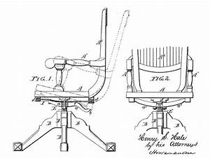 Ergonomic Office Chairs  A Visual History   Photos