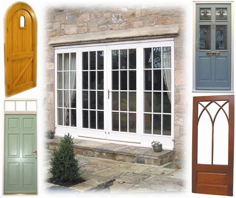 patio doors by style